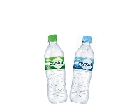 Crystal - Com ou S/ Gás - 500 ML